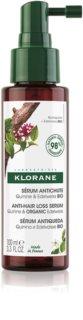 Klorane Quinine & Edelweiss Bio posilujúce sérum proti vypadávániu vlasov