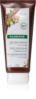 Klorane Quinine & Edelweiss Bio balsam ujędrniający do przerzedzonych włosów z tendencją do wypadania
