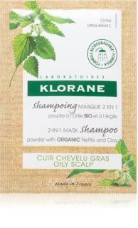 Klorane Nettle Šampon i maska 2 u 1 u prahu