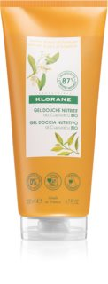 Klorane Cupuaçu Bio Fleur d'Oranger Närande dusch-gel