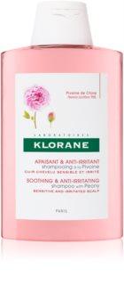 Klorane Peony шампунь заспокоюючий чутливу шкіру