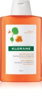 Klorane Nasturtium  shampoo contro la forfora secca