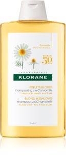 Klorane Chamomile šampón pre blond vlasy