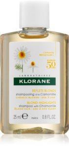 Klorane Chamomile Shampoo für blonde Haare