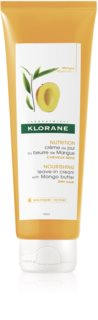 Klorane Mango Leave-in Cream with Nourishing and Moisturizing Effect
