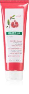 Klorane Pomegranate κοντίσιονερ χωρίς ξέβγαλμα για βαμμένα μαλλιά