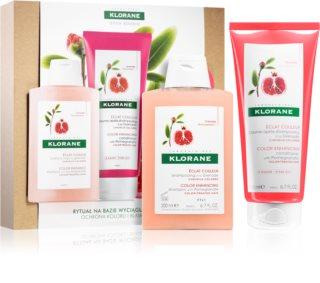 Klorane Pomegranate подарунковий набір VI. (для фарбованого волосся)