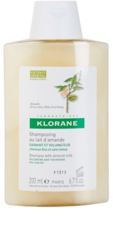 Klorane Almond Shampoo with Volume Effect