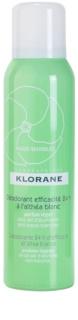 Klorane Hygiene et Soins du Corps дезодорант в спрей