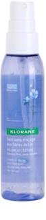 Klorane Flax Fiber Leave-in Spray for Volume and Shape