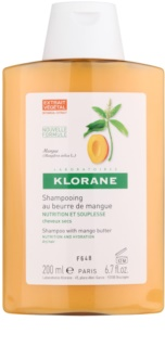 Klorane Mango Nourishing Shampoo For Dry Hair
