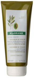 Klorane Olive Extract Strenghtening Conditioner For Mature Hair
