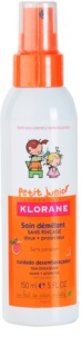 Klorane Junior spray per capelli pettinabili