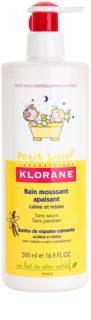Klorane Junior espuma de baño para niños