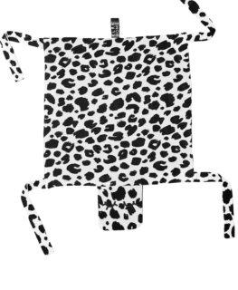 KLRK Home Wild B&W Leopard