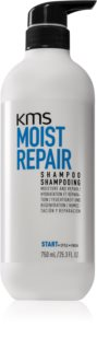 KMS California Moist Repair vlažilni šampon za suhe lase