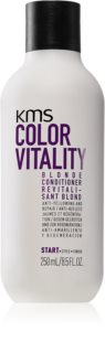 KMS California Color Vitality Conditioner For Blondes And Highlighted Hair
