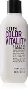 KMS California Color Vitality Shampoo mit ernährender Wirkung für gefärbtes Haar