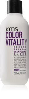 KMS California Color Vitality Nourishing Shampoo For Blondes And Highlighted Hair