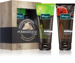 Kneipp Men's Thing lote de regalo VIII. (para hombre)