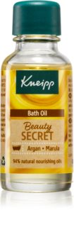 Kneipp Beauty Secret Argan & Marula olejek do kąpieli