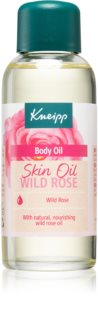 Kneipp Wild Rose Villiruusu Vartaloöljy