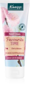 Kneipp Favourite Time Cherry Blossom pflegende Handcreme