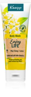 Kneipp Enjoy Life May Chang & Lemon gel de duche energizante