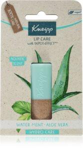 Kneipp Hydro Care Water Mint & Aloe Vera balzám na rty