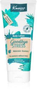 Kneipp Goodbye Stress pflegende Body lotion