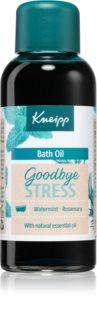 Kneipp Goodbye Stress Rauhoittava Kylpyöljy