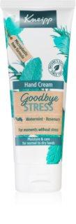Kneipp Goodbye Stress crème traitante mains