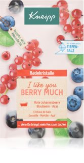 Kneipp I like you berry much sel de bain