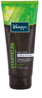 Kneipp Wash gel de dus energizant 2 in 1