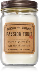 KOBO Broad St. Brand Passion Fruit aроматична свічка (Apothecary)