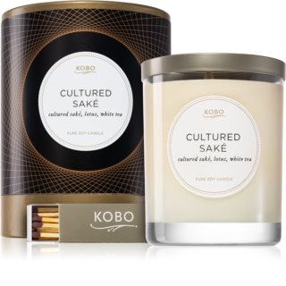 KOBO Filament Cultured Saké bougie parfumée