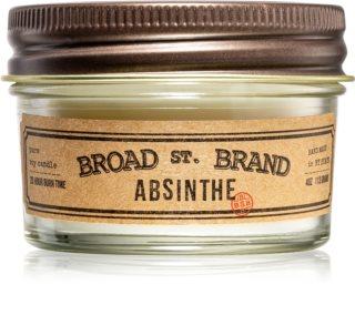 KOBO Broad St. Brand Absinthe bougie parfumée I. (Apothecary)