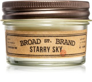 KOBO Broad St. Brand Starry Sky αρωματικό κερί Ι. (Apothecary)