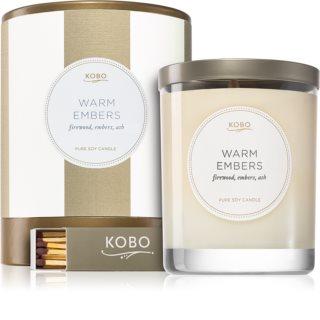 KOBO Aurelia Warm Embers bougie parfumée