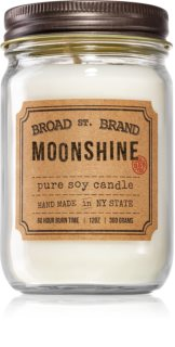 KOBO Broad St. Brand Moonshine scented candle (Apothecary)