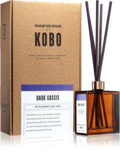 KOBO Woodblock Dark Cassis aroma diffúzor töltelékkel