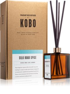 KOBO Woodblock Silk Road Spice aroma diffuser mit füllung