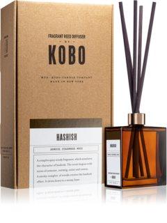 KOBO Woodblock Hashish aroma diffuser mit füllung