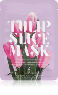 KOCOSTAR Tulip Mask Sheet Moisturising face sheet mask