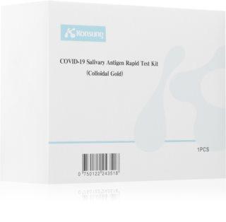 Antigenní test COVID-19 Rapid Test Kit (Colloidal Gold) set rychlotestu  k detekci viru SARS-CoV-2