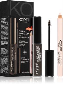 Korff Cure Makeup kit per sopracciglia