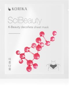 KORIKA SciBeauty Sheet Mask Anti Wrinkles On The Neck
