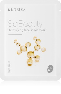 KORIKA SciBeauty Detox sheet mask