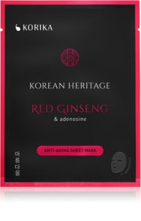 KORIKA Korean Heritage Anti-Wrinkle Face Sheet Mask