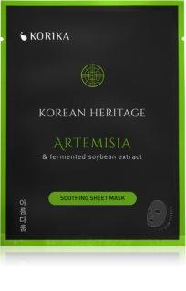 KORIKA Korean Heritage nyugtató hatású gézmaszk